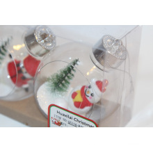 Xmas Glass Ornaments Christmas Ball