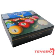 Boules de billard mini de haute qualité Boules de billard personnalisées