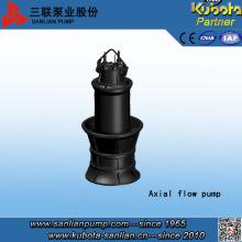 Slqz (H) una Bomba Sumergible de Flujo Axial (Fijo)