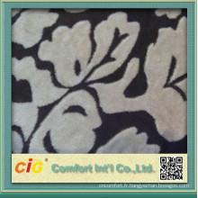 Tissu de décoration Fashion Design Floral pour canapé