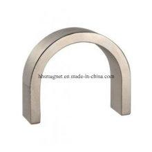 Магниты неодимового двигателя, форма дугового сегмента для ветрогенератора