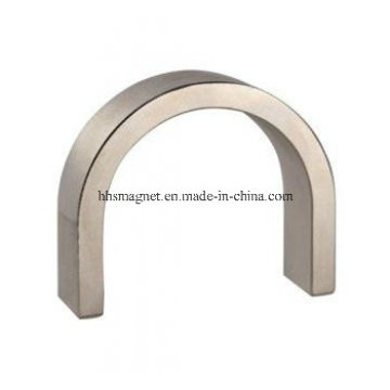 Neodymium Motor Magnets, Arc Segment Shape for Wind Generator