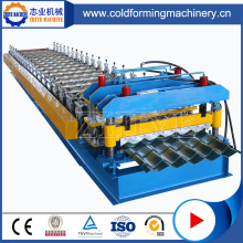 CE Standard Wall And Roof Panel Forming Machine