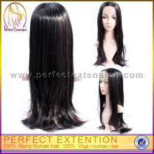 With Bangs Cheaper Brazilian Remy Lace Front Wig Making Supplies