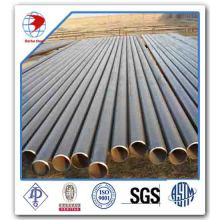 API 5L hitam Carbon Steel Seamless Pipe