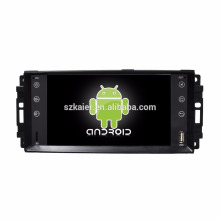 android 8.0 7.1 6.0 4.4 car dvd player 1024*600 car gps for Jeep Compass Cherokee Commander Wrangler dodge Chrysler