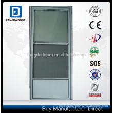 36*80 White Reversible Windproof Door