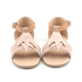 Unik Maple Leaf Design Kids Girls Sandals