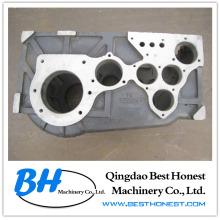 Caja de engranajes de fundición de hierro (fundición de espuma perdida)