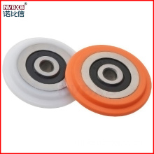 Door and Furniture Sliding Roller 608zz/2RS Pulley Bearing