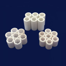 High Heat Insulating Ceramic Electrical Insulator Tube