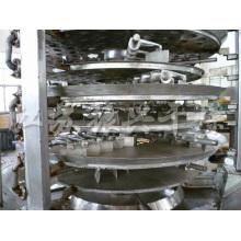 Machine sécheuse à sécheuse à plaques disques en série série Plg