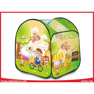 Outdoor Toys Tent Play Tent Cartoon World Tent for Children with 50PCS Balls (in Arabic)