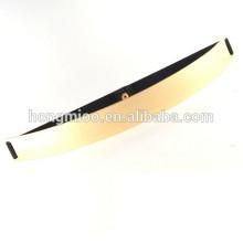 New York overlength metal mirror surface belt lady's decoration Elastic belt metal waist chain primark fashion show