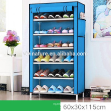 Various color Shoe Storage Cabinet Closet shoes Shelf Rack