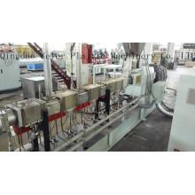 Máquina de granulagem de madeira do PE profissional do fabricante