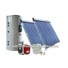 2014 Nuevo colector solar de tubo vacío evacuado