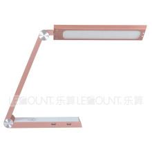 Складная светодиодная настольная лампа с беспроводной зарядной панелью (LTB853W)