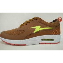 Ladies Fashion Brown Jogging Footwear Shoes
