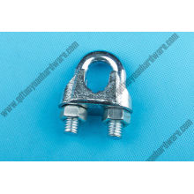 Rigging Hardware U. S. Type Wire Rope Clip Malleable Iron Fasteners