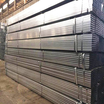 Steel Tube Galvanized / Pre-Galvanized Steel Pipe Cost