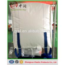 grand sac en tissu de cylindre / fibc / jumbo bag 1000kg
