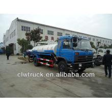DFAC 4 * 2 camión de succión fecal, 10m3 camión fecal