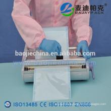 Heißversiegelungs-Sterilisations-Beutel-flache Spule 50mm x 200m EN868