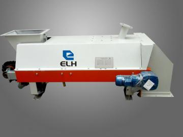 Weigh Belt Feeder Used in Continuous Gravimetric Feeding