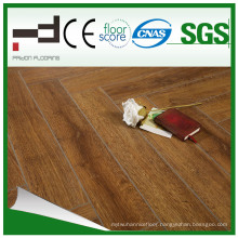 Pridon Herringbone Series Rz010 More Texture Laminate Flooring