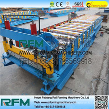FX metropole roofing tile making machiner