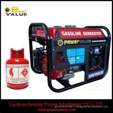 Générateur de puissance à bas prix de la Chine 2.8kw 2.8kVA LPG à vendre