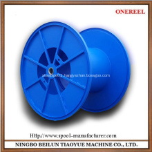 empty power cable reel