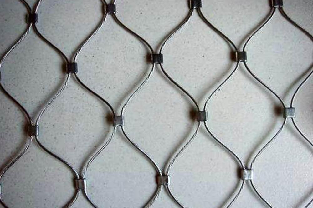 X-Tend acero inoxidable Balustrade Cable Net