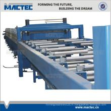 Le rouleau le plus populaire de tuile vitrée de double feuille formant la tôle d'acier galvanisée par machine
