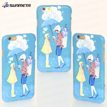3D Sublimation Telefon Fall Blanks