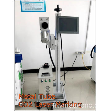 Machine de marquage laser volante 30w