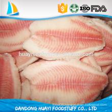 new production main frozen tilapia fish supplier tilapia fillet