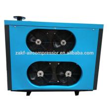 Tanque de aire del compresor de aire del tornillo industrial del secador de aire de la bomba 20HP y refrigeración