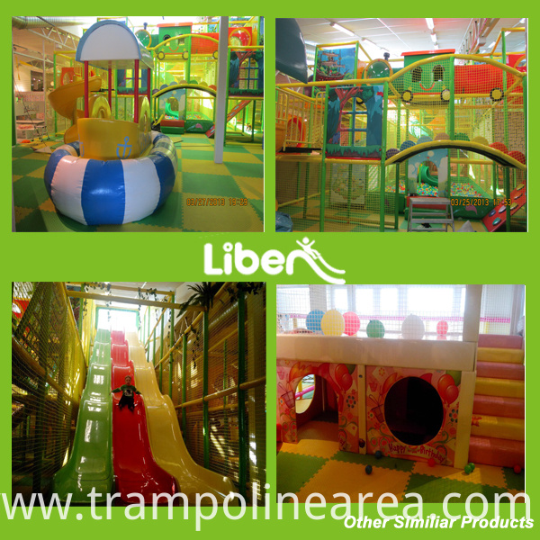 Inside Playground for Kids
