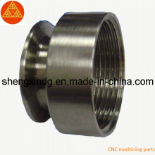 Precision CNC Steel Parts (SX122)
