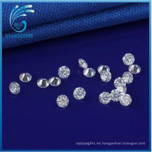Forma redonda 1.0mm Forever One Brilliant Cut Moissanite Diamond para joyería