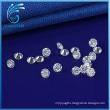 Round Shape 1.0mm Forever One Brilliant Cut Moissanite Diamond for Jewelry