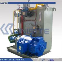 high quality E-hydraulic vane steering gear(USC-11-007)