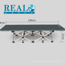 Wholesale Modern Portable Single Guest Cot Metal Army Military Camping Folding Bed