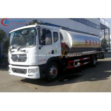2019 Nouveau véhicule de distribution d'asphalte Dongfeng 16 tonnes