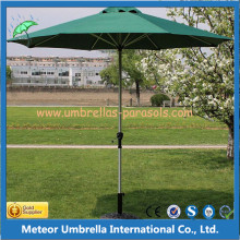 Side Column Round Beach Outdoor Umbrella