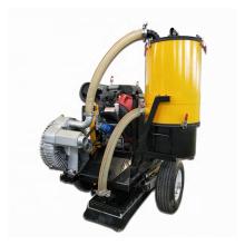 Máquina cortadora de aserrado de losas de la superficie del camino de concreto
