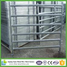 Panneaux de jardin de bétail portables galvanisés à bas prix / Panneaux d'élevage / Panneaux de moutons