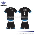 Kits d'équipe de football Ombre Quick Dri